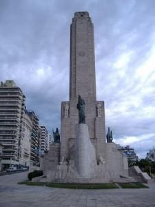 monumento a la bandera argentina en rosario