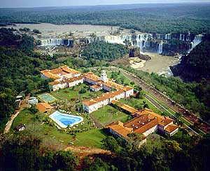 hoteles en cataratas del iguazu