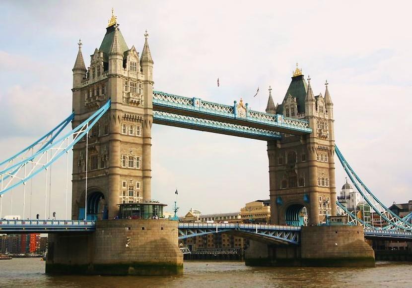 Puente de la Torre, Londres, Destino