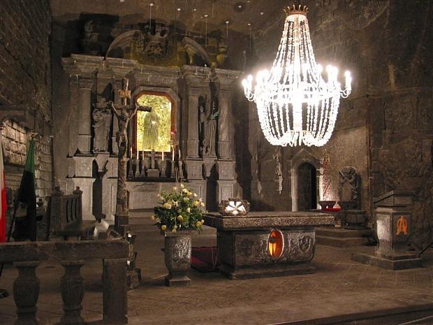 Catedral de Wieliczka, Destino