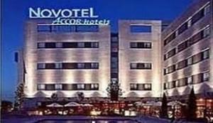 Hotel Novotel Sanchinarro (4 estrellas, Madrid)