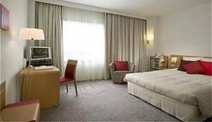 Habitación Hotel Novotel Sanchinarro