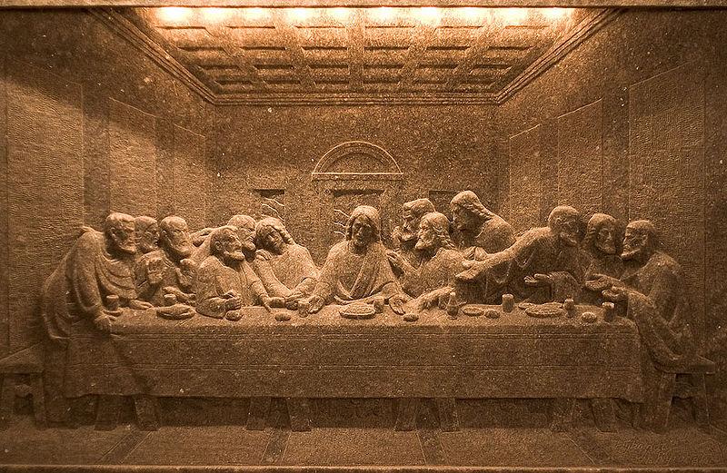Ultima cena de da Vinci, Destino