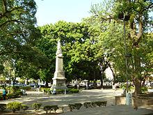 Plaza de la Independencia, San Miguel de Tucumán