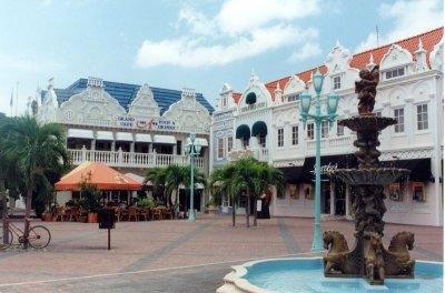 Oranjestad