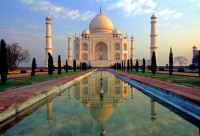 Taj Mahal - Agar - India
