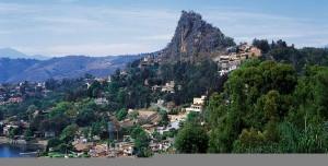 foto de Valle Bravo en México