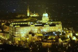 Castillo de Budapest, Destino