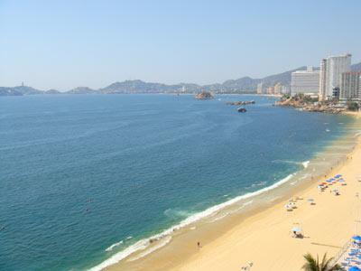 Acapulco, Destino