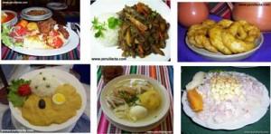 La gastronomía en Colombia