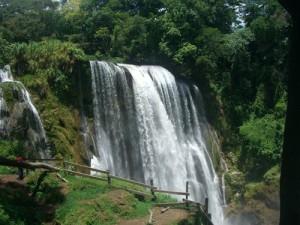 Pulhapanzak en Honduras