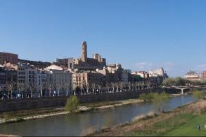 Las peatonales mas largas de Europa, en Lleida