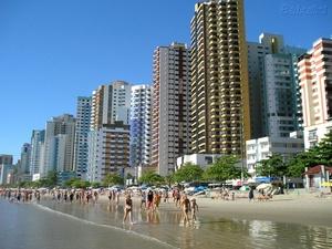 playas de camboriu brasil