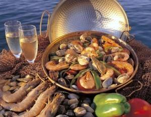 Comida del Algarve