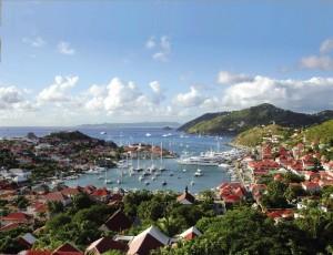 El paraíso Francés en el Caribe, St. Barths